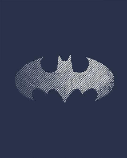 Shop Metallic Batman Glow In Dark Fleece Light Sweatshirt (BML)-Full