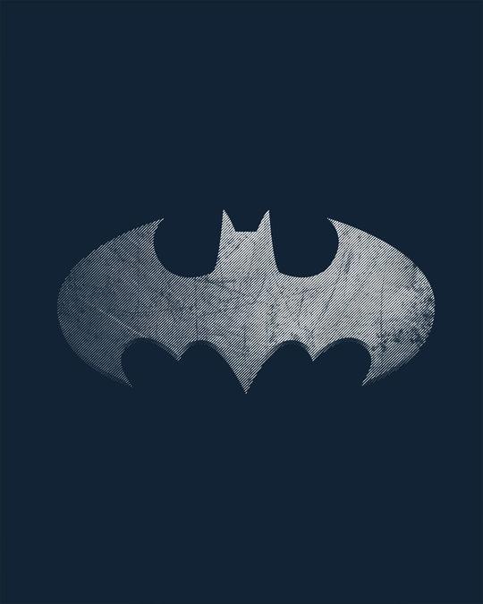 Shop Metallic Batman Glow In Dark Full Sleeve T-Shirt (BML)