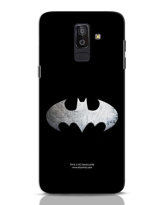 Shop Metallic Batman Samsung Galaxy J8 Mobile Cover (BML)-Front