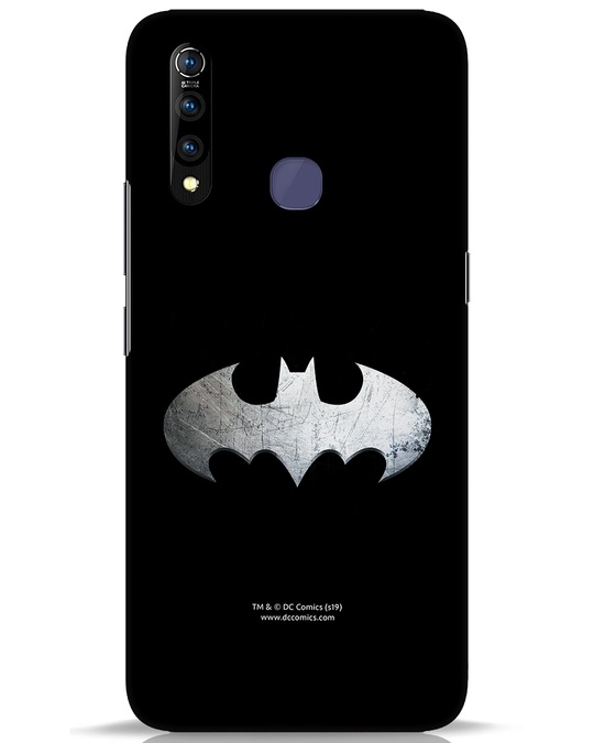 Shop Metallic Batman Vivo Z1 Pro Mobile Cover (BML)-Front