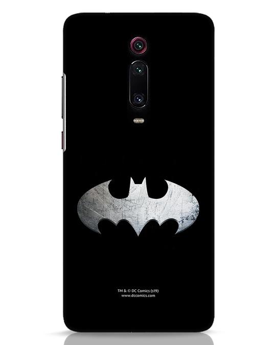 Shop Metallic Batman Xiaomi Redmi K20 Pro Mobile Cover (BML)-Front