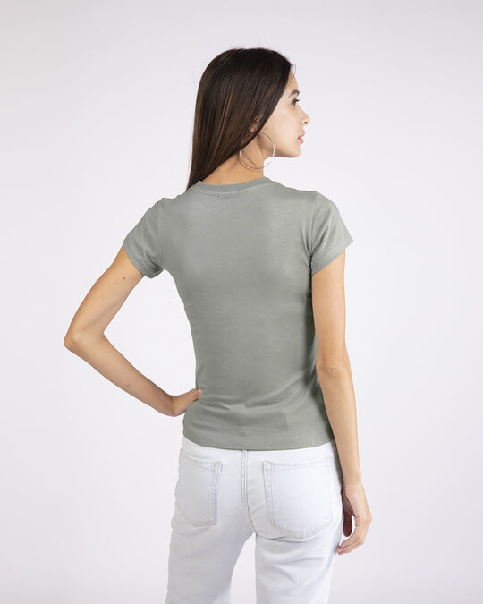 Shop Meteor Grey Half Sleeve T-Shirt-Design