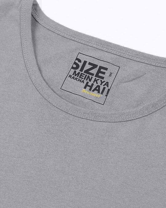 Shop Meteor Grey Plus Size Vest
