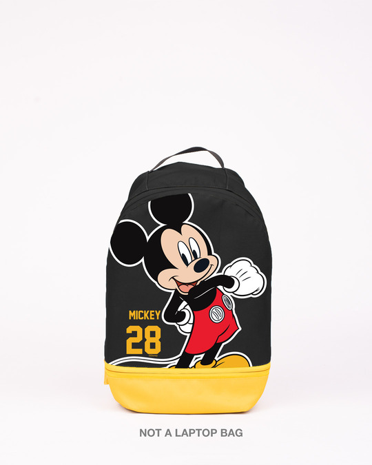 Shop Mickey 28 Small Backpacks (DL)-Front