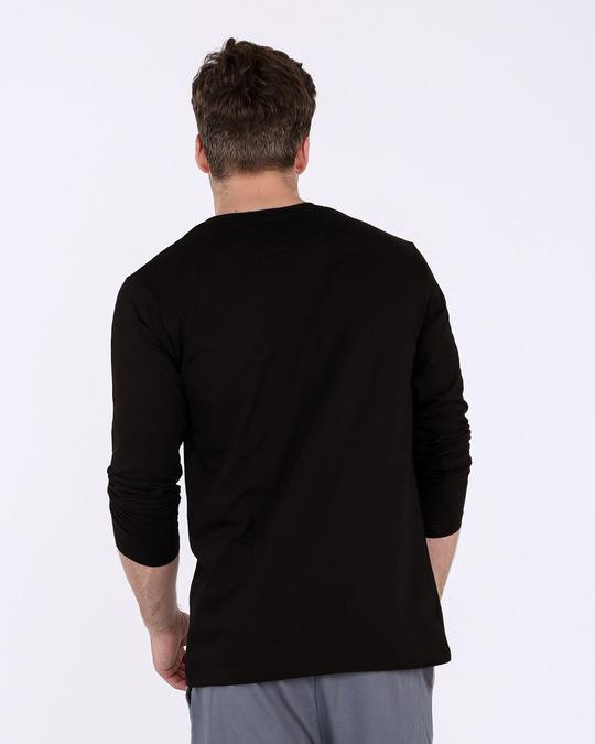 Shop Mickey Blocks Full Sleeve T-Shirt (DL)-Back