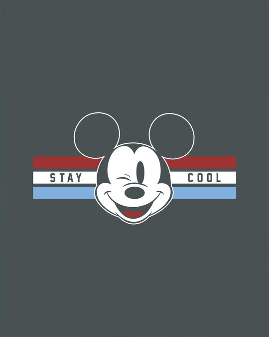 Shop Mickey Cool Boyfriend T-Shirt (DL)-Full