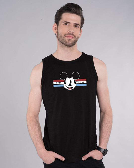 Shop Mickey Cool Vest (DL)-Front