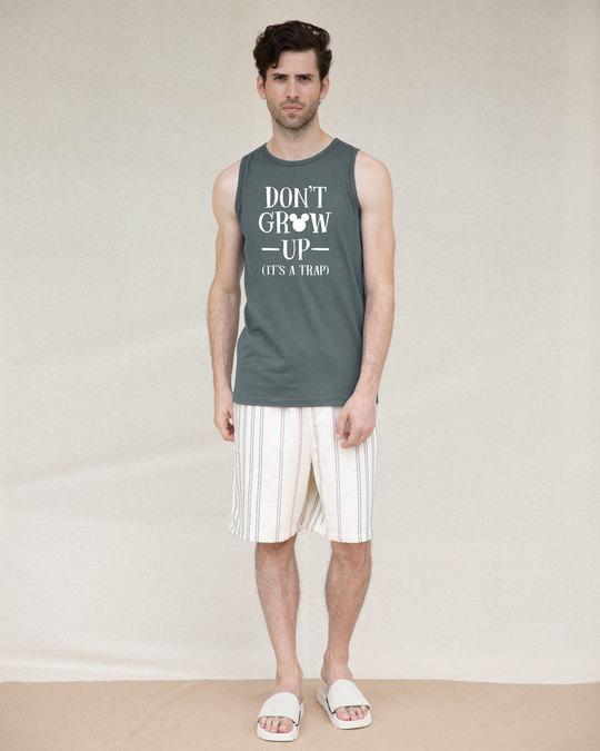 Shop Mickey Don't Grow Up Vest (DL)-Design