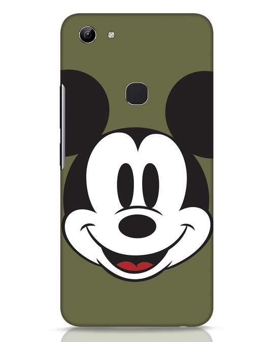 Shop Mickey Face Vivo Y81 Mobile Cover-Front