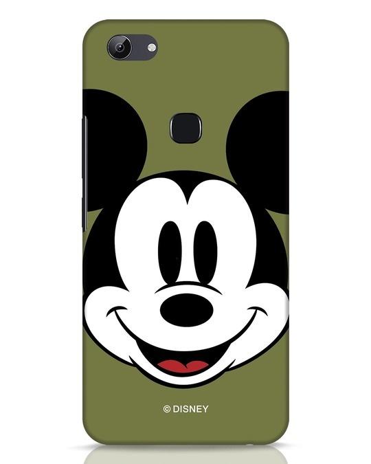 Shop Mickey Face Vivo Y83 Mobile Cover-Front