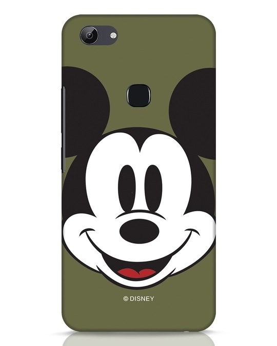 Shop Mickey Face Vivo Y83 Mobile Cover-Front