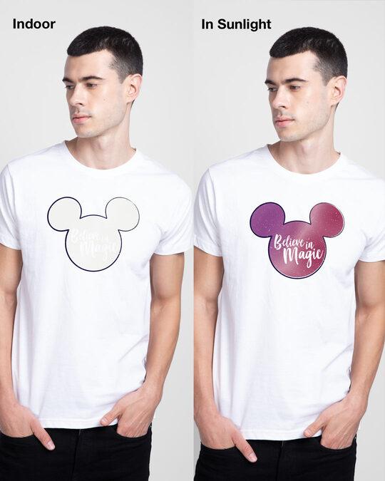 Shop Mickey Magic Sun Active T-Shirt (DL)-Full