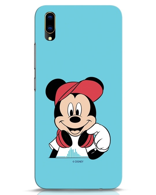 Shop Mickey Music Vivo V11 Pro Mobile Cover (DL)-Front