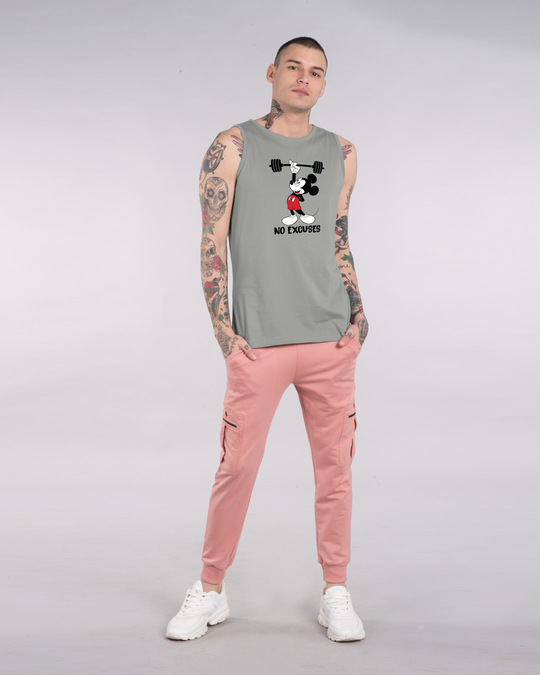 Shop Mickey No Excuses Vest (DL)-Design