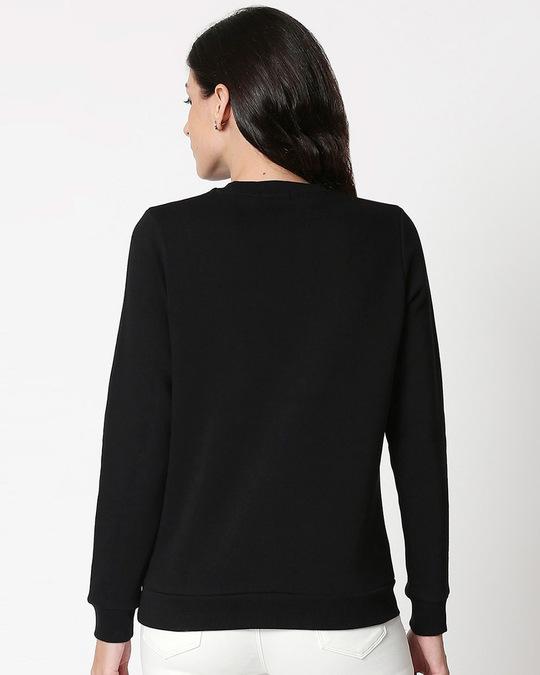 Shop Mickey Trio Call Fleece Sweater (DL)-Back