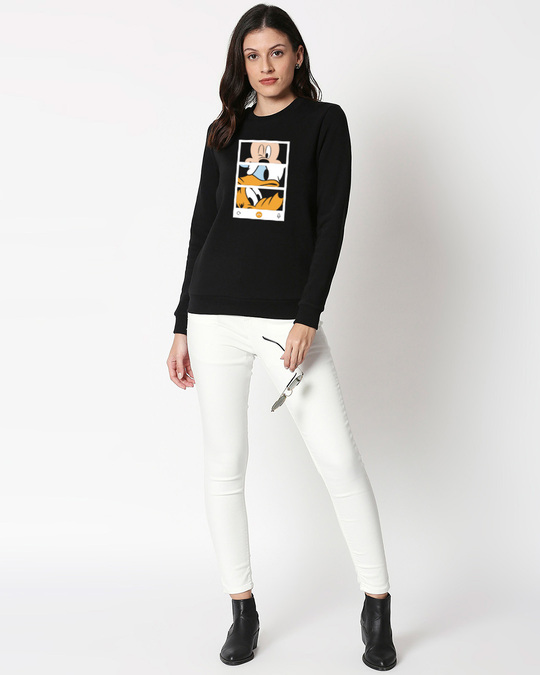 Shop Mickey Trio Call Fleece Sweater (DL)-Design