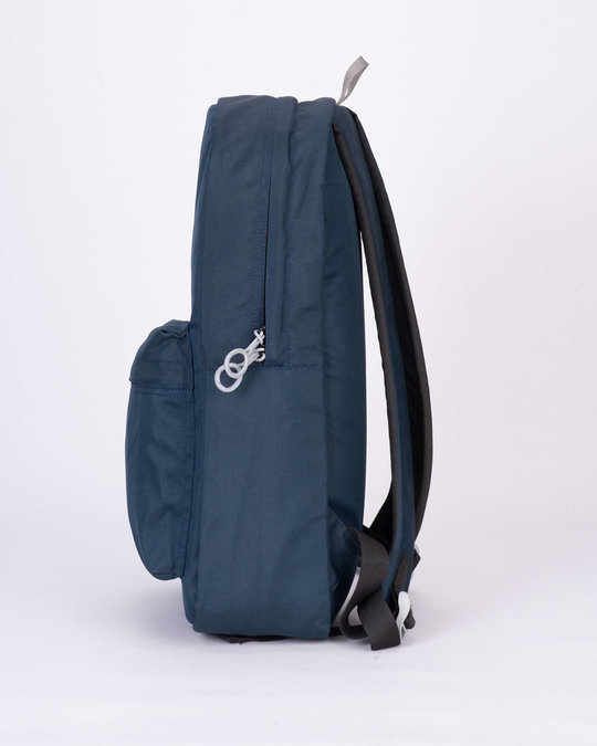 Shop Midnight Blue Laptop Backpack-Design