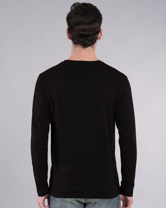 Shop Midnight Rider Full Sleeve T-Shirt-Back