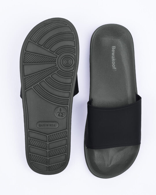 Shop Midnight Smoke Lightweight Men's Slider-Full