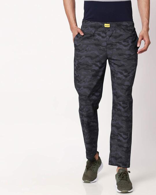 Shop Military Camo All Over Printed Pyjama-Back