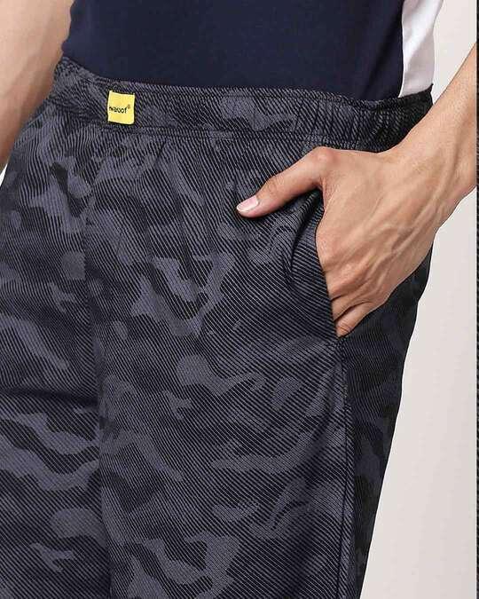 Shop Military Camo All Over Printed Pyjama