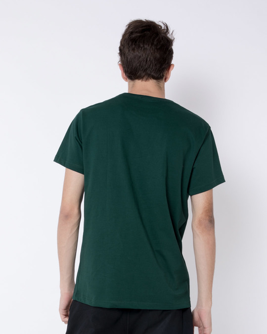 Shop Minimal Anchor Half Sleeve T-Shirt