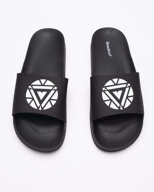 Shop Minimal Arc Reactor Sliders-Back
