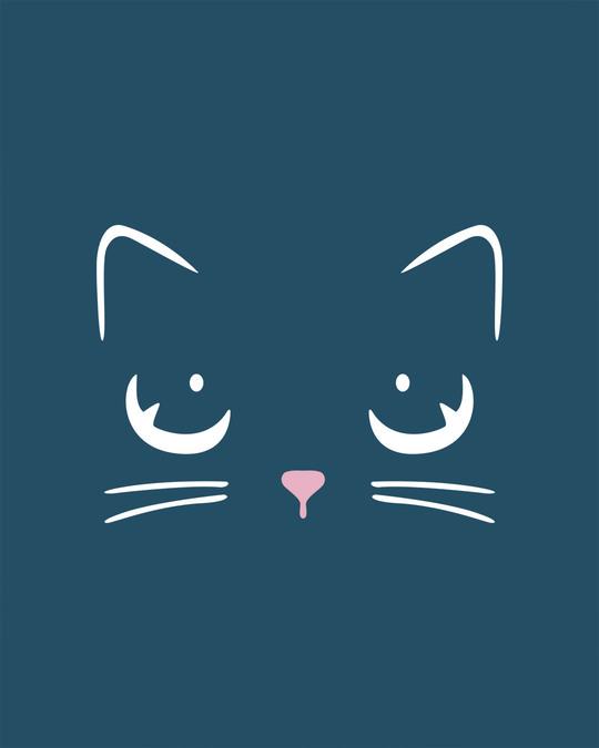 Shop Minimal Meow Boyfriend T-Shirt