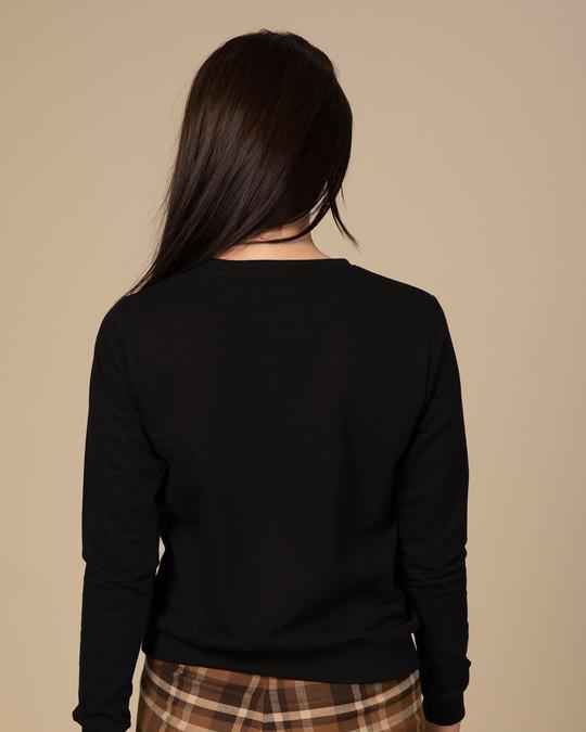 Shop Minimal Smile Sweatshirt-Back