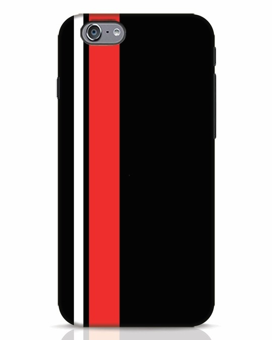 best website 3cb7e d866d Minimal Stripes iPhone 6 Mobile Cover