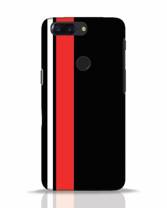 Shop Minimal Stripes OnePlus 5T Mobile Cover-Front