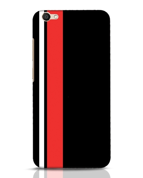 Shop Minimal Stripes Vivo V5 Mobile Cover-Front