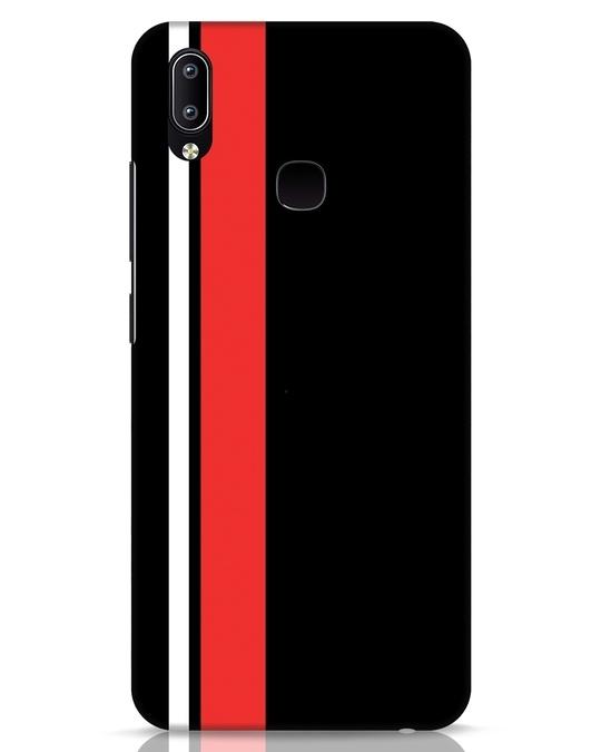 Shop Minimal Stripes Vivo Y91 Mobile Cover-Front