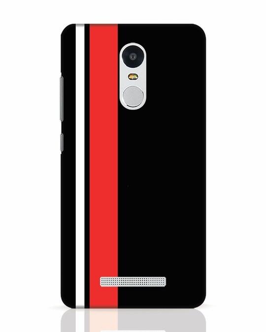 Shop Minimal Stripes Xiaomi Redmi Note 3 Mobile Cover-Front