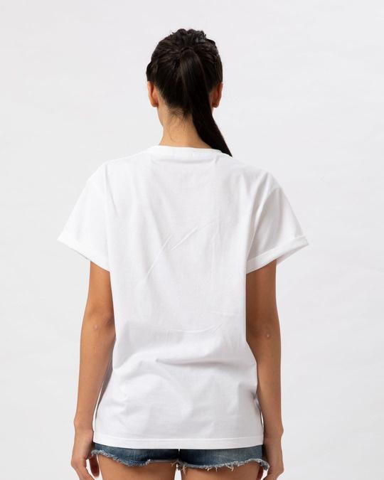 Shop Minimalist Boyfriend T-Shirt-Full