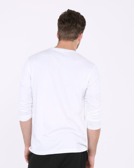 Shop Minimalist Full Sleeve T-Shirt-Design