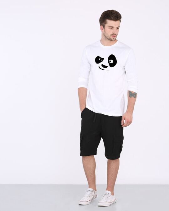 Shop Minimalist Full Sleeve T-Shirt-Full