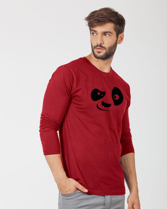 Shop Minimalist Full Sleeve T-Shirt-Back