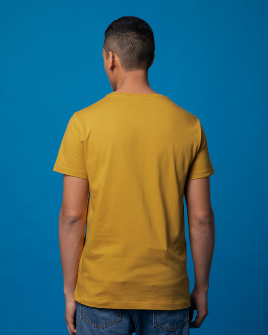 Shop Minimalist Half Sleeve T-Shirt