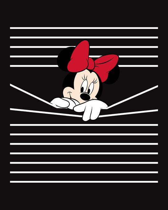 Shop Minnie Boyfriend T-shirt (DL)