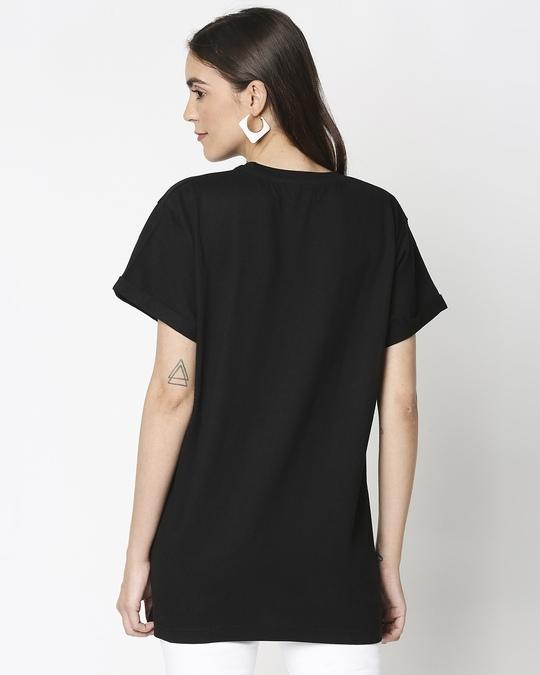 Shop Minnie Boyfriend T-shirt (DL) -Full