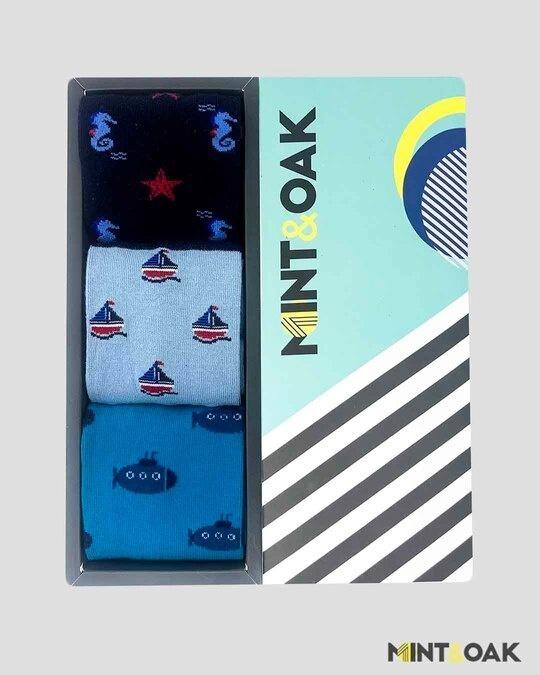Shop Mint & Oak Gift Box of 3 - DRIFT AWAY-Front