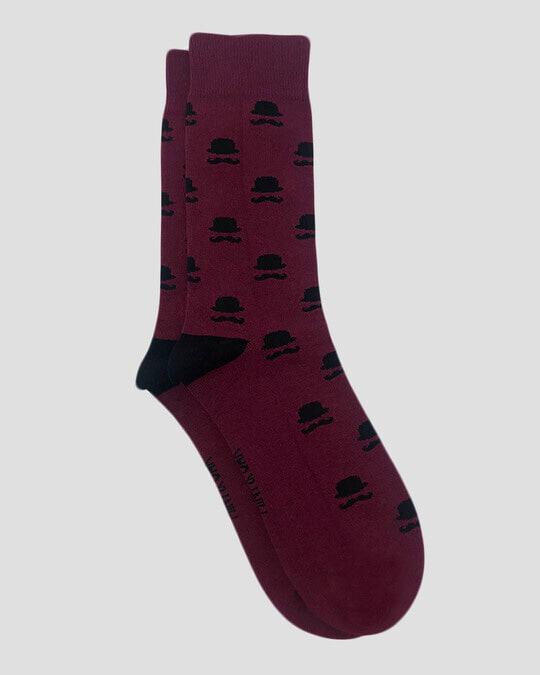 Shop Mint & Oak Gift box of 3 Socks - CLASSIC-Full