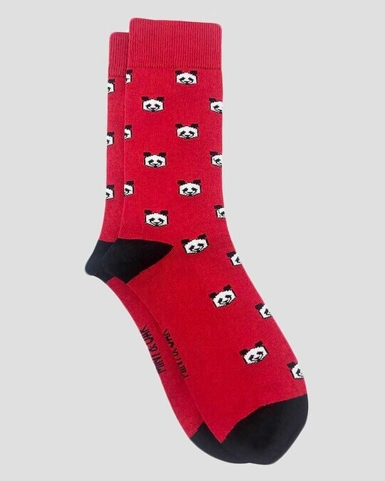 Shop Mint & Oak Gift box of 3 Socks - HANDPICKED-Full