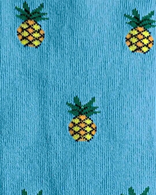 Shop Mint & Oak Gift box of 3 Socks - TROPICAL