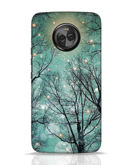 finest selection 4baae 50273 Mint Embers Moto X4 Mobile Cover