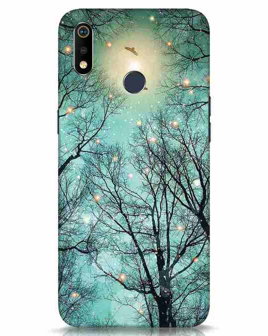 Shop Mint Embers Realme 3i Mobile Cover-Front