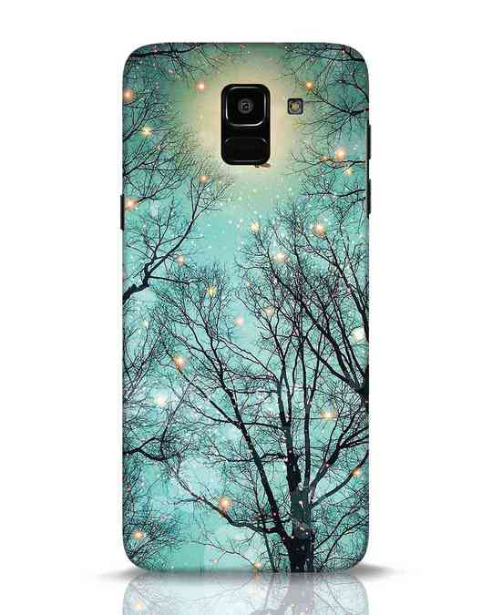 Shop Mint Embers Samsung Galaxy J6 Mobile Cover-Front