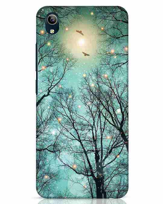 Shop Mint Embers Vivo Y91i Mobile Cover-Front