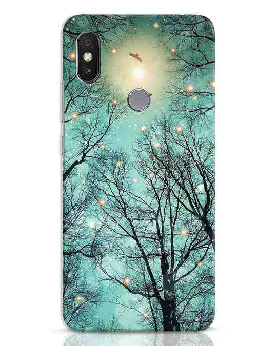 Shop Mint Embers Xiaomi Redmi Y2 Mobile Cover-Front